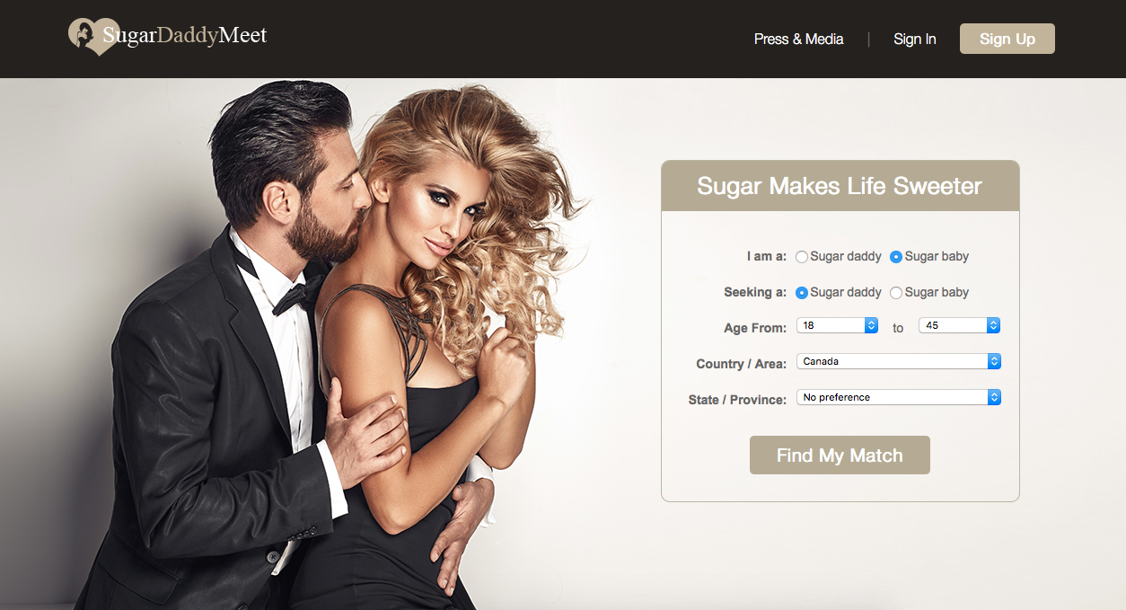 Sugardaddymeet.com Review: Sugar Dating At It's Absolute Finest