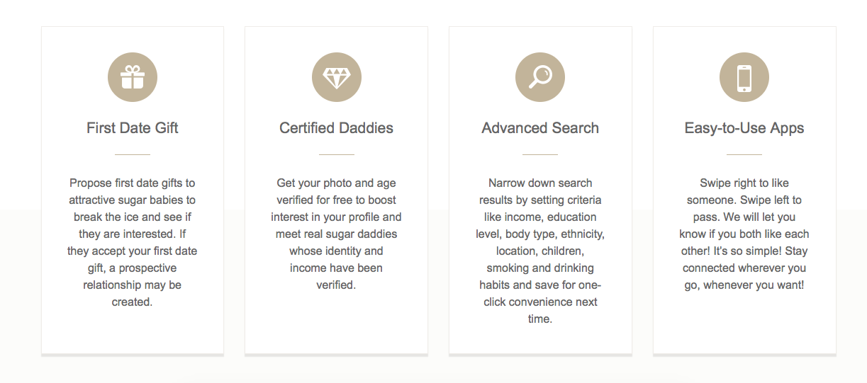 The Best Features Of Sugardaddymeet.com: